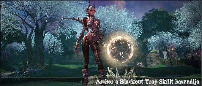 Class Bemutató - Archer (4/5)