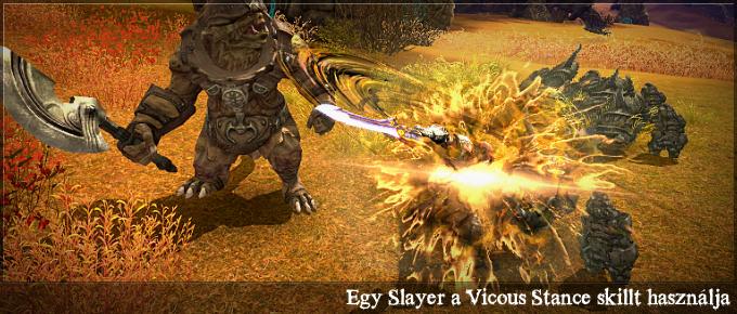 Class Bemutató –Slayer (5/5)